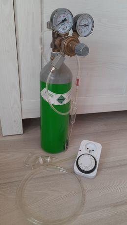 Butla CO2 + akcesoria