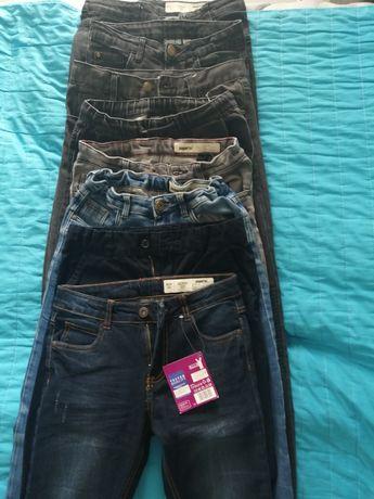 Spodnie chłopięce r. 146