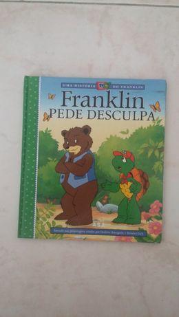 Livro Franklin - Pede Desculpa