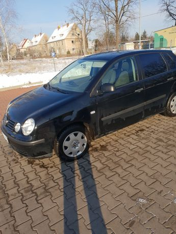 Sprzedam VW Polo 1.2 9n 2003r.Nowy Przegląd