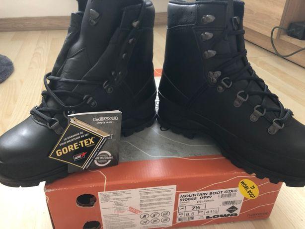 Buty górskie Lowa Mountain Boot Gtx 41,5 GROM FORMOZA AGAT JWK NIL