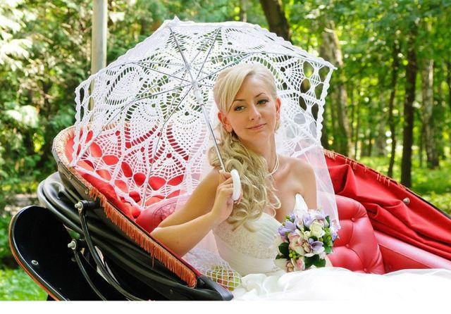 Свадебные зонты ручной работы в аренду. Прокат зонта фотосессияи