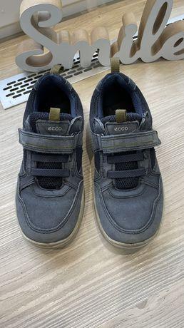 Ecco biom,33 p ботиночки/кроссовки.