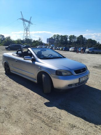 Opel astra bertone cabrio