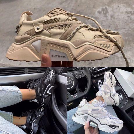 Кроссовки Calvin Klein Strike 205 Sneaker (3 цвета) Все размеры Наложк