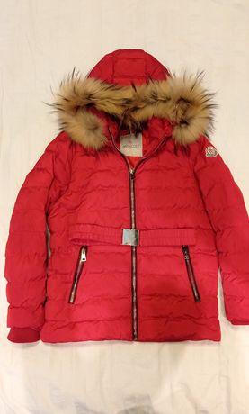 Куртка Moncler 8-10 років парка пальто демокуртка