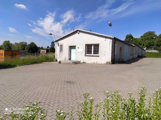 Wynajem hali pod produkcję lub magazyn pow. 300 m2, Mokrzesz