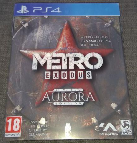 Metro Exodus, Limited AURORA Edition
