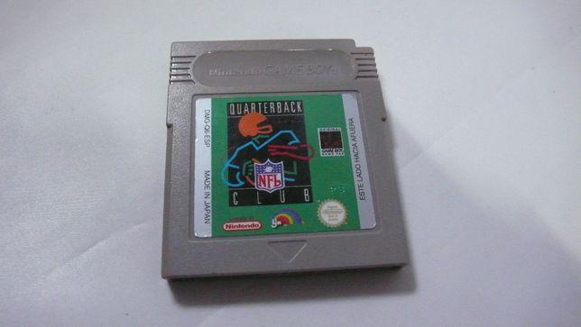 Gra do Nintendo Gameboy NFL Club Quarterback