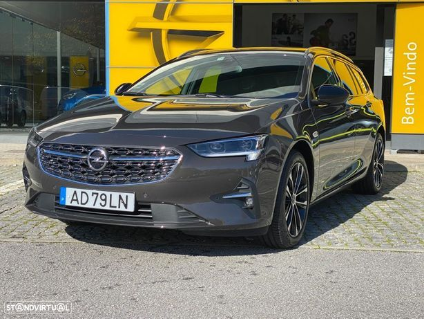 Opel Insignia Sports Tourer 1.5 D Ultimate