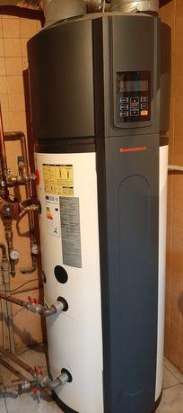 Pompa ciepła na wodę użytkową ciepłą