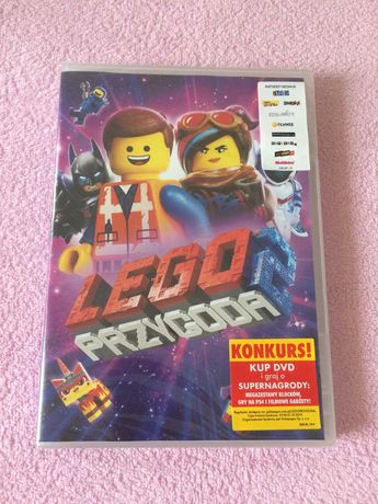 DVD Lego przygoda 2 (nowa, folia)