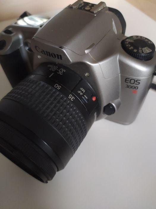 Canon Eos 3000 n  body + obiektyw Starachowice - image 1