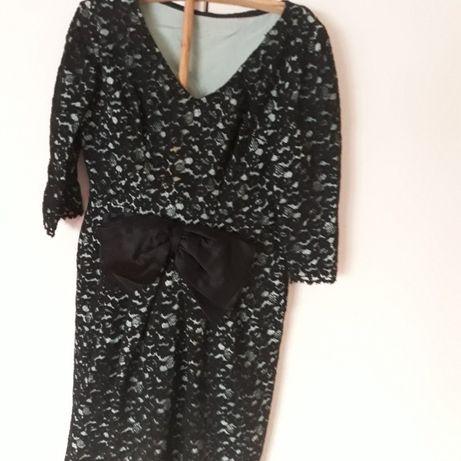 Vestido Vintage de Renda