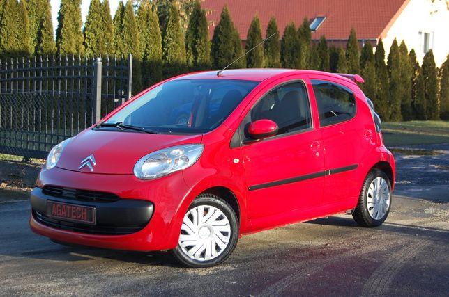 Citroen C1 1.0 Benzyna 5 Drzwi Klima Elektryka Zarejestrowany