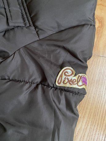 Очень теплая курточка на девочку