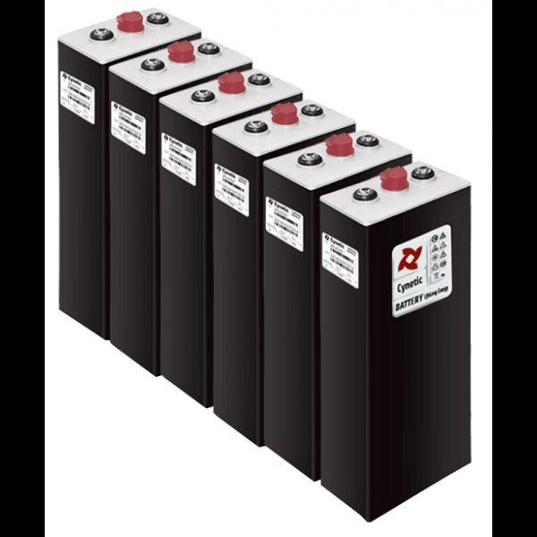 Baterias solares 2v acido garantia 3 anos
