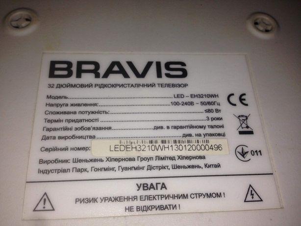 Материнская плата на Bravis  LED-EH3210WH