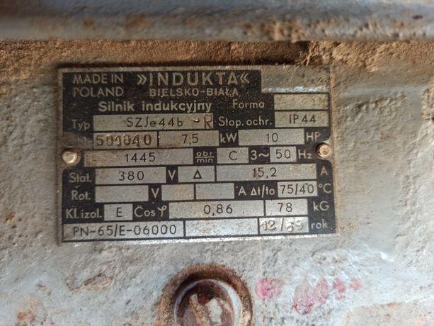 silnik elektryczny Szje44b 7.5kW