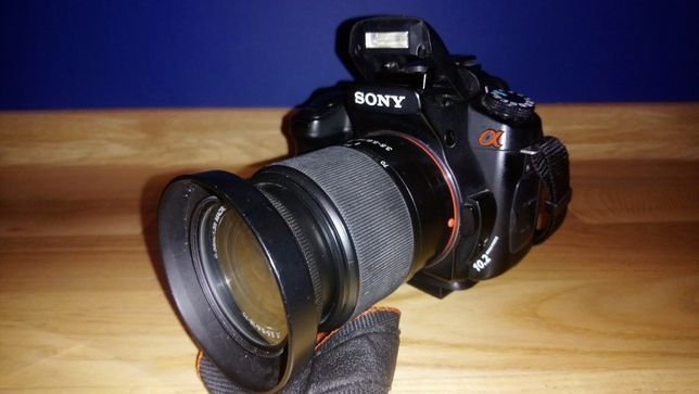 Sony Alfa 200 zestaw