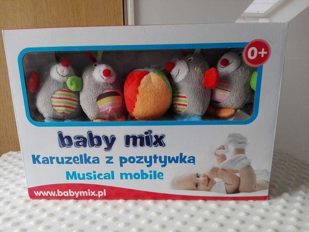 Karuzelka Baby Mix Kreciki