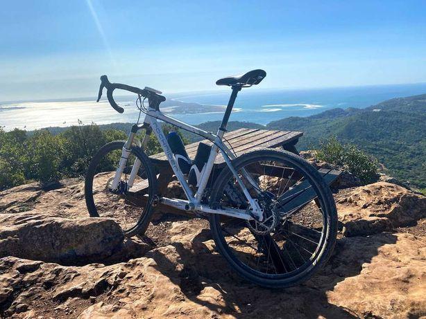 Gravel Bicicleta