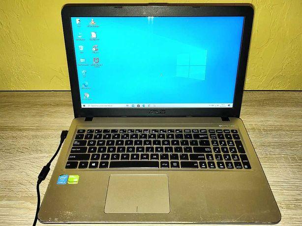 Laptop ASUS X540LJ i3 1,7 GHz, 4GB DDR3, dysk SSD 256 GB