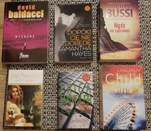 Książki różne stan bdb