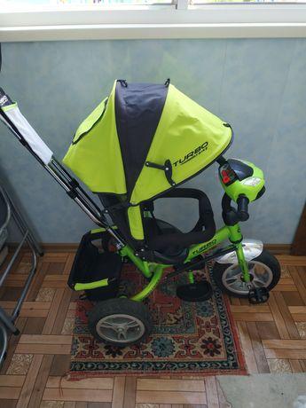 Продам трёхколёсный детский велосипед