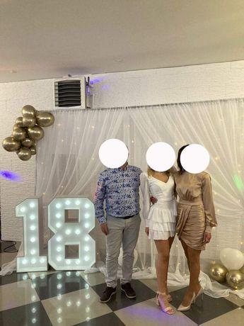 Ścianka na imprezę okolicznościową wesele 18