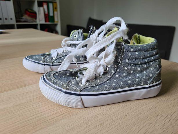 Oddam darmo buty dziecięce - zimowe, trampki, baleriny-roz od 26 do 28