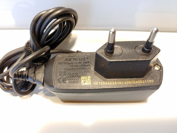 NOWA Ładowarka Nokia ACP-12E w oryginalnym pudełku