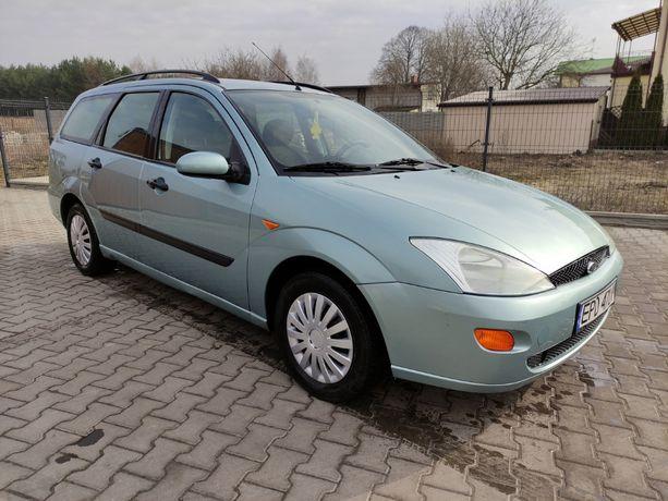 Ford Focus 1,8TDDI 2000r świeży przegląd (do 26.2022)
