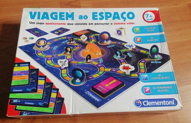 Jogo Viagem ao Espaço