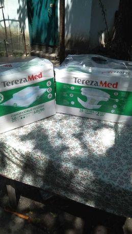Продам Одноразовые пеленки Tereza Med 60х90 см 450 руб