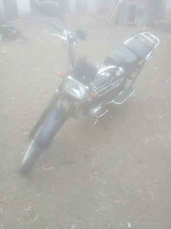 Мотоцикл дельта 110