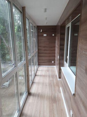 Балконы лоджии под ключ низкие цены , сварка, обшивка , утепление.