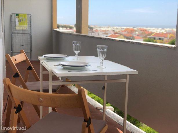 Apartamento T1 Costa da Caparica - Vista Mar