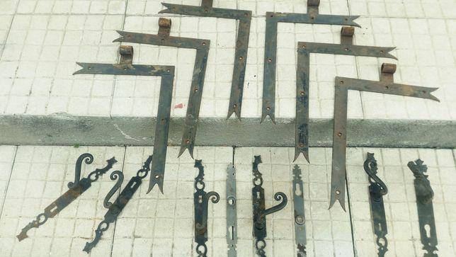 Dobradiças para portões