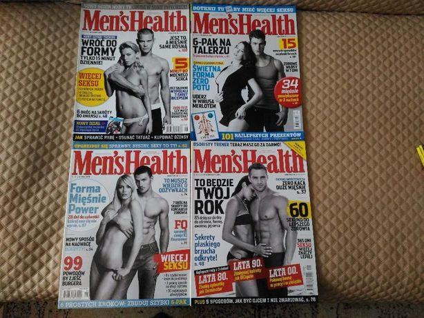 Men's Health - 77 numerów + dodatki i gratisy