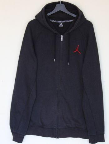 Bluza czarna JORDAN Jumpman Full-Zip Hoodie oryginalna rozmiar XLT