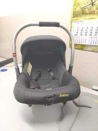 Fotelik samochodowy  Summer Baby 0-13 kg Junior + Baza Isofix
