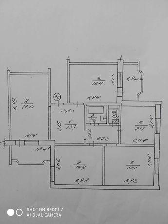 Продам квартиру в Тисмениці