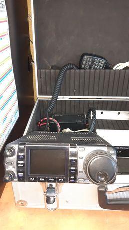 Transceiver Icom IC-7000