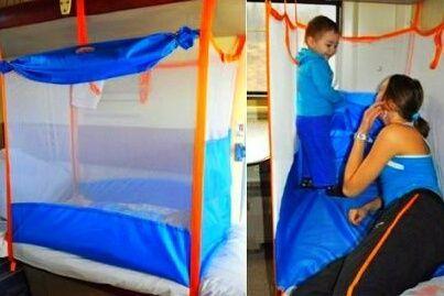Акция! Ж/Д защита в поезд, манеж в поезд , захист в потяг детский