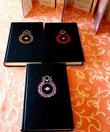 J R R Tolkien - Trilogia Senhor dos Anéis - Houghton Mifflin Co. 1967