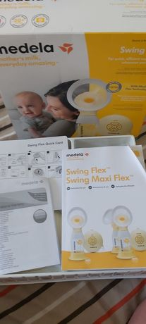 Medela Swing Flex leite