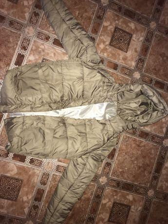 зимняя курточка цвет мокко
