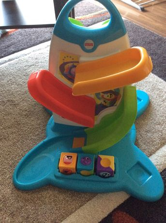 Wieza Fisher Price