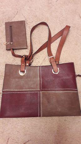 Женская сумка-планшетница